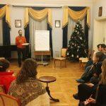 Семинар-тренинг для Добровольцев Марфо-Мариинской обители