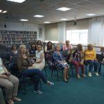 Радость жизни: как обрести и сохранить? Тренинг в Библиотеки им. Н.А. Некрасова
