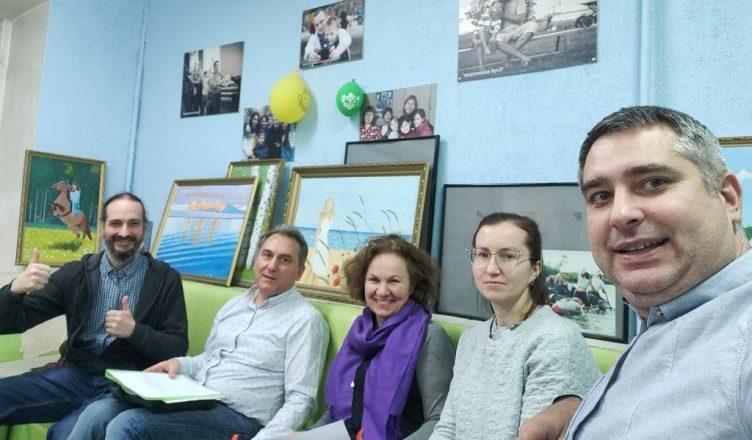 «Неконфликтное общение «под ключ»» лайф-коуч психолог-консультант Михаил Котляревский